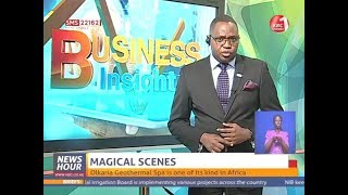 #OlkariaSpa Feature on KBC Channel 1 #MagicalScenes