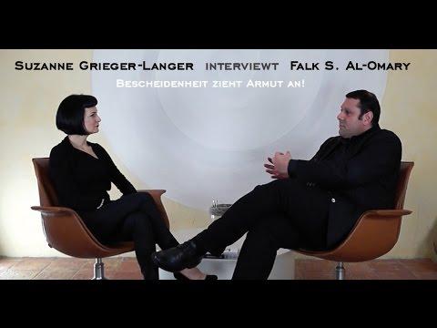 Wie werde ich sichtbar? - Falk S. Al-Omary im Interview bei Profiler's Publishing