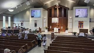 May 2, 2021- Sunday 8:30 Worship Service- Pastor Steven Cauley