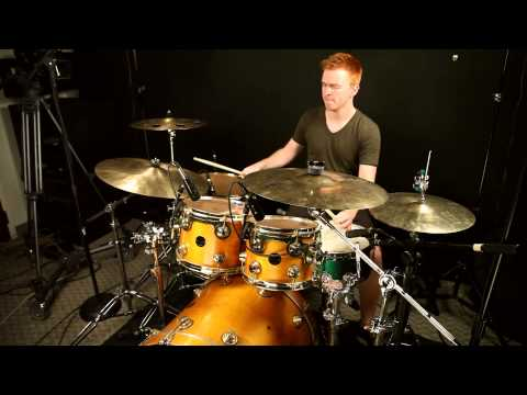 Michael Buble - It Had Better Be Tonight (drum cover)