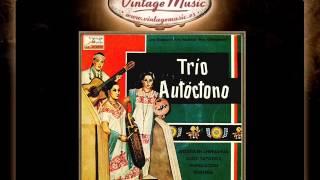 Trío Autóctono Los Ruiseñortes De México -- Ojos Tapatíos (VintageMusic.es)