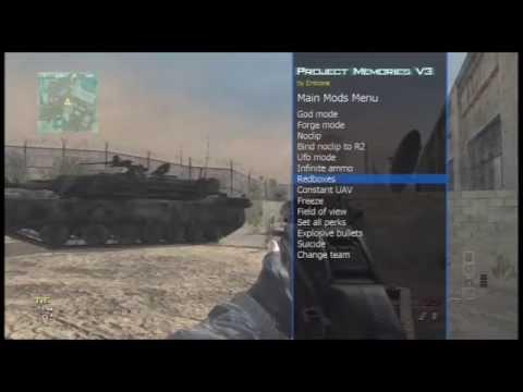 BigModding MW3 Project Memories v3