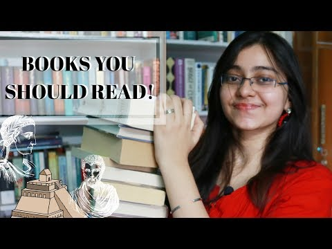 10 Book Recommendations For History Lovers ( And HATERS TOO!)