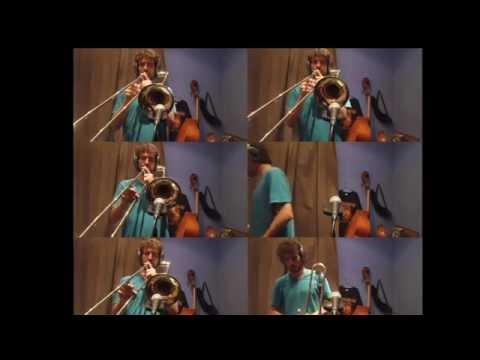 Publio Delgado - Drifting (Andy McKee brass cover)