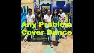 Any Problem |The Cartoong Crew | Caver dance choreography by bibek ghatane.