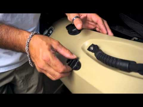 How to Install a YakGear Kayak Anchor Trolley