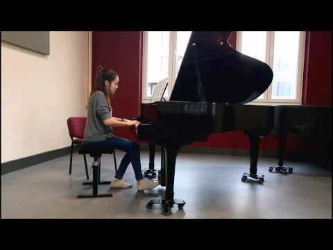 When I fall in love - Keith Jarrett [Cover Féline]