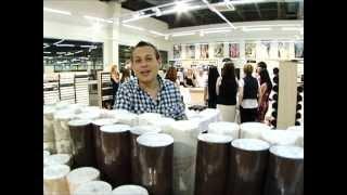 Фредди Эджидио в магазине