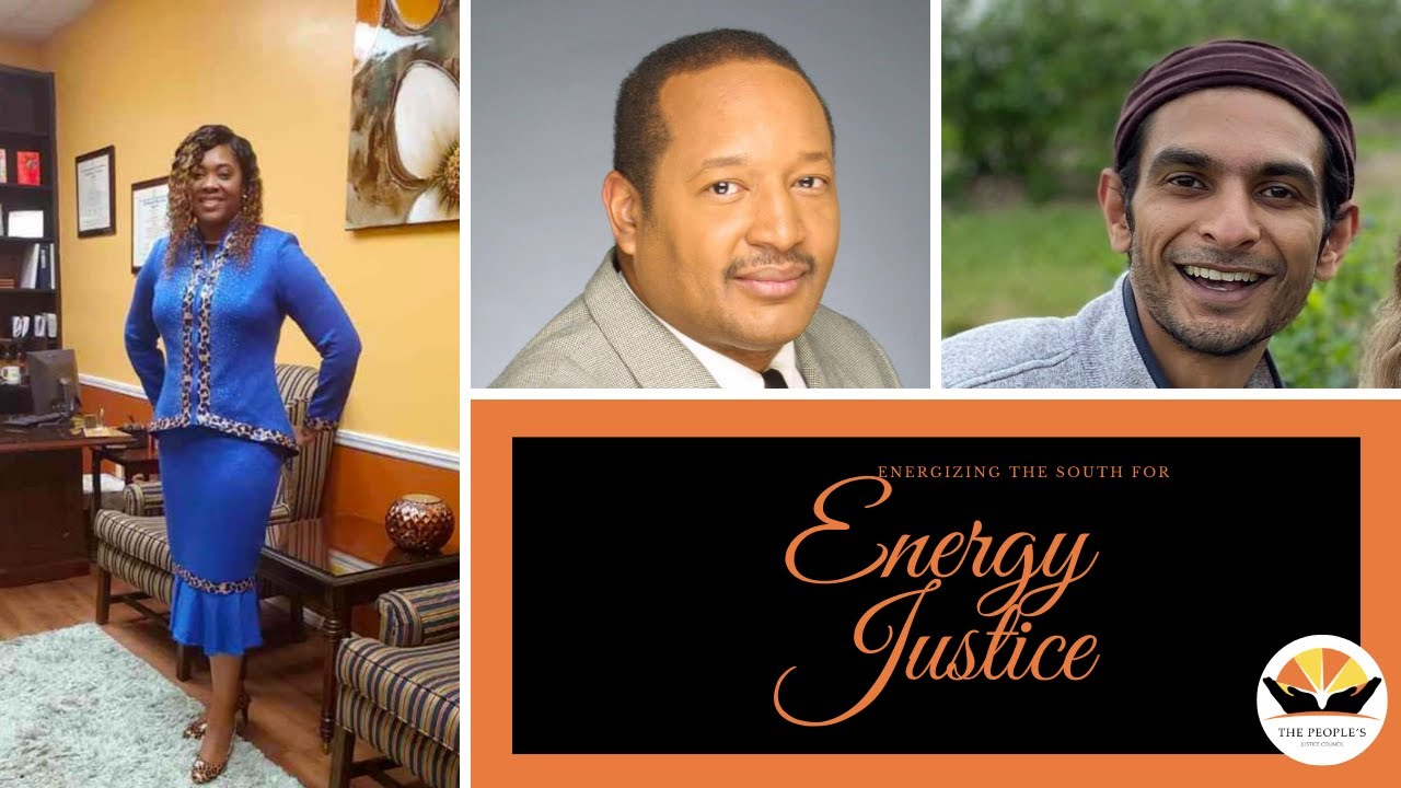 Energizing Energy Justice in the South: The Need for Energy Justice in the South