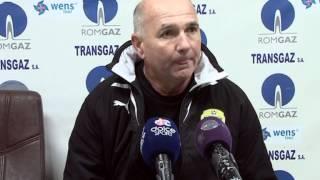 Adrian Szabo dupa Gaz Brasov 2-1 - novatv.ro