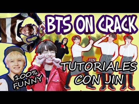 BTS ON CRACK (Español)  *y la cosa suena rra*
