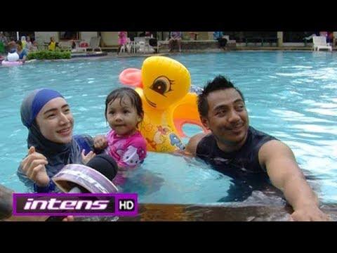 Keseruan Ustad Riza Muhammad Saat Berenang Bersama Keluarga - Intens 20 Desember 2017