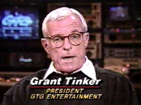 Grant Tinker - Broadcast television pioneer comments on the future of television back on 4/21/89