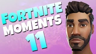 Fortnite Daily Funny and WTF Moments Ep. 11 thumbnail