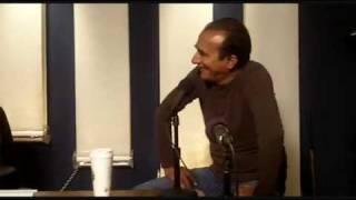 "Billy Bush interviews Iqbal Theba aka ""Principal Figgins"" pt. 1"