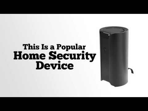 Canary All in One Home Security Device   Black 1 0