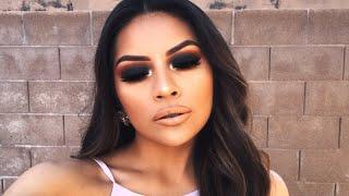 Affordable PROM Makeup Tutorial ft. Smokey Eye | Sarahy Delarosa