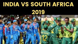 India vs South Africa 2019: India's Test Squad Announced | NewsX