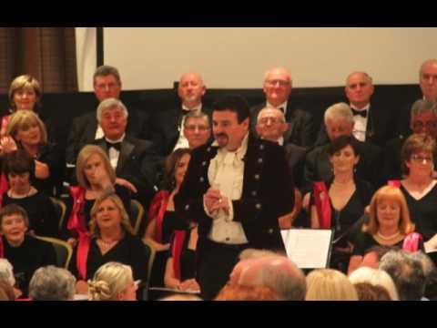 Setanta Choir Summer Concert 2017 Crowne Plaza