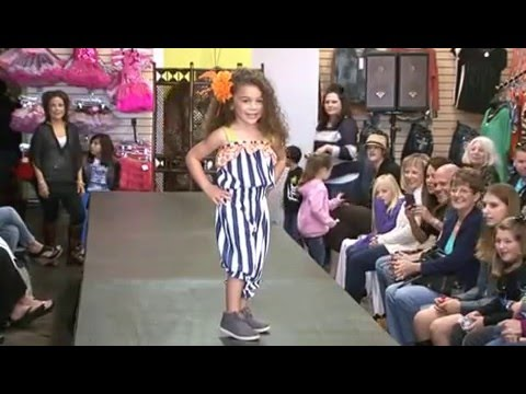 Envy Fine Clothing Fashion Show Modesto Store 2013