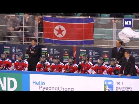 S. Korea proposes joint Olympic hockey team with North