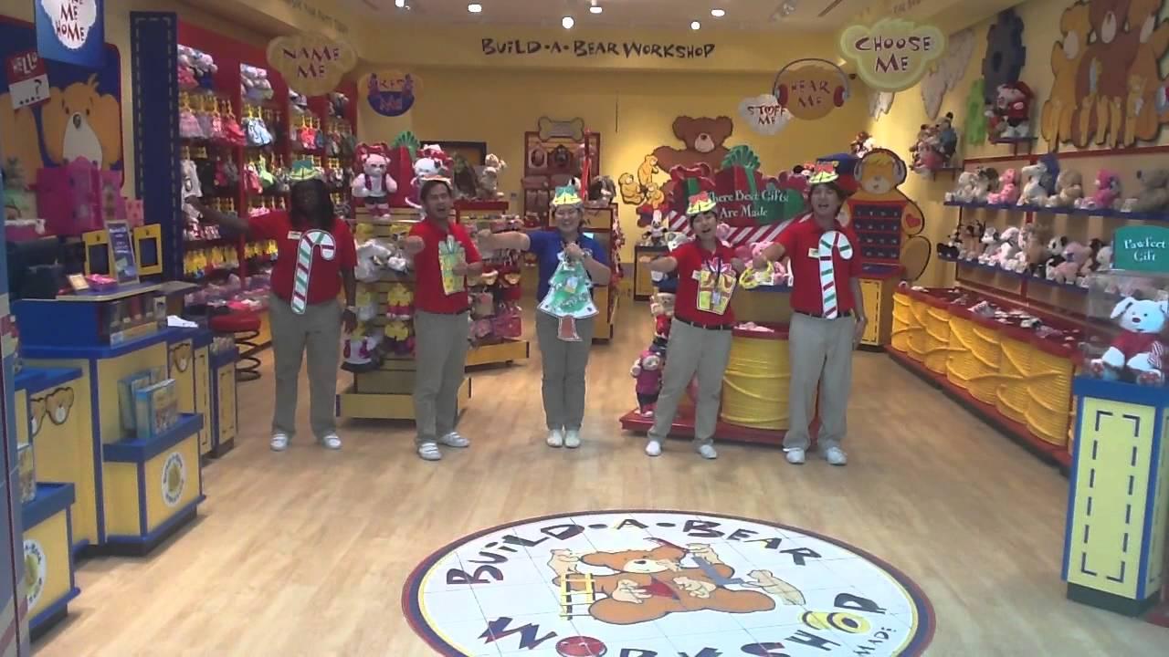 Build-A-Bear Workshop Gulf States: Festive Fun - Al Wahda Mall
