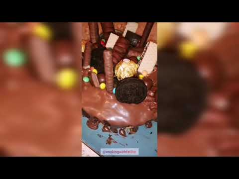 recette-gâteau-chocolat-royal-:-biscuit,-praliné
