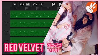Red Velvet (레드벨벳) - Bad Boy [REprod. by KIDCOZYBOY] on iPhon…
