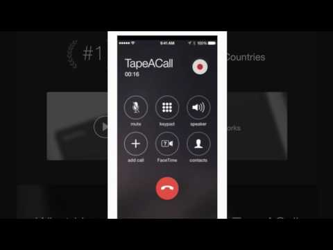 How to Record an iPhone Call