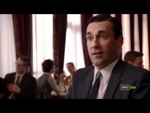 Great Scene - Don Draper is a badass
