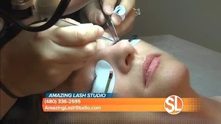 Amazing Lash Studio and lash extensions