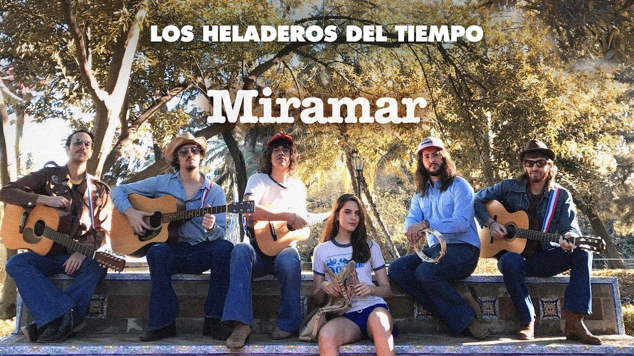 LOS HELADEROS DEL TIEMPO - Miramar