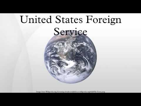 United States Foreign Service