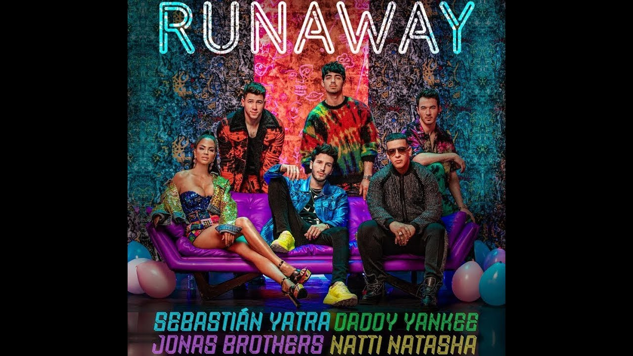 Sebastian Yatra - Runaway (Feat  Daddy Yankee, Natti Natasha