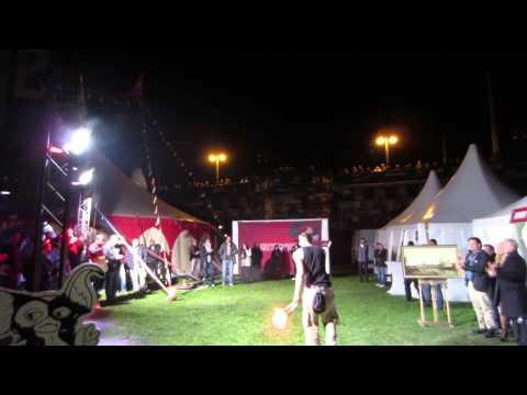2. Cinestrange Filmfestival - Dresden - Augustusbrücke - 05.10.2013