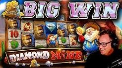 €50 Bet Diamond Mine Bonus!