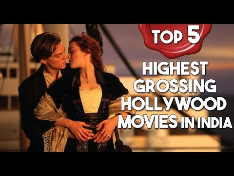 Top 5  Highest Grossing Hollywood Movies In India Adjusted  Simbly Chumma
