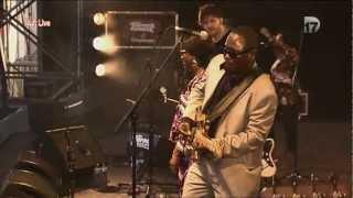 Amadou & Mariam Feat. B.Cantat - '' Whole lotta love'' @ Eurockéennes 2012 ProShot