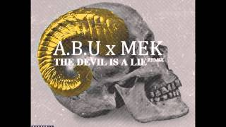 Rick Ross ft. Jay-Z THE DEVIL IS A LIE [cover] @Thisisabu x @Mek_4Real