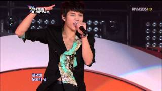 INFINITE - The Chaser [SBS 2012 Incheon K-Pop Concert] Live HD