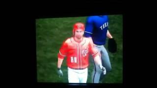 Gb against Yankees babay