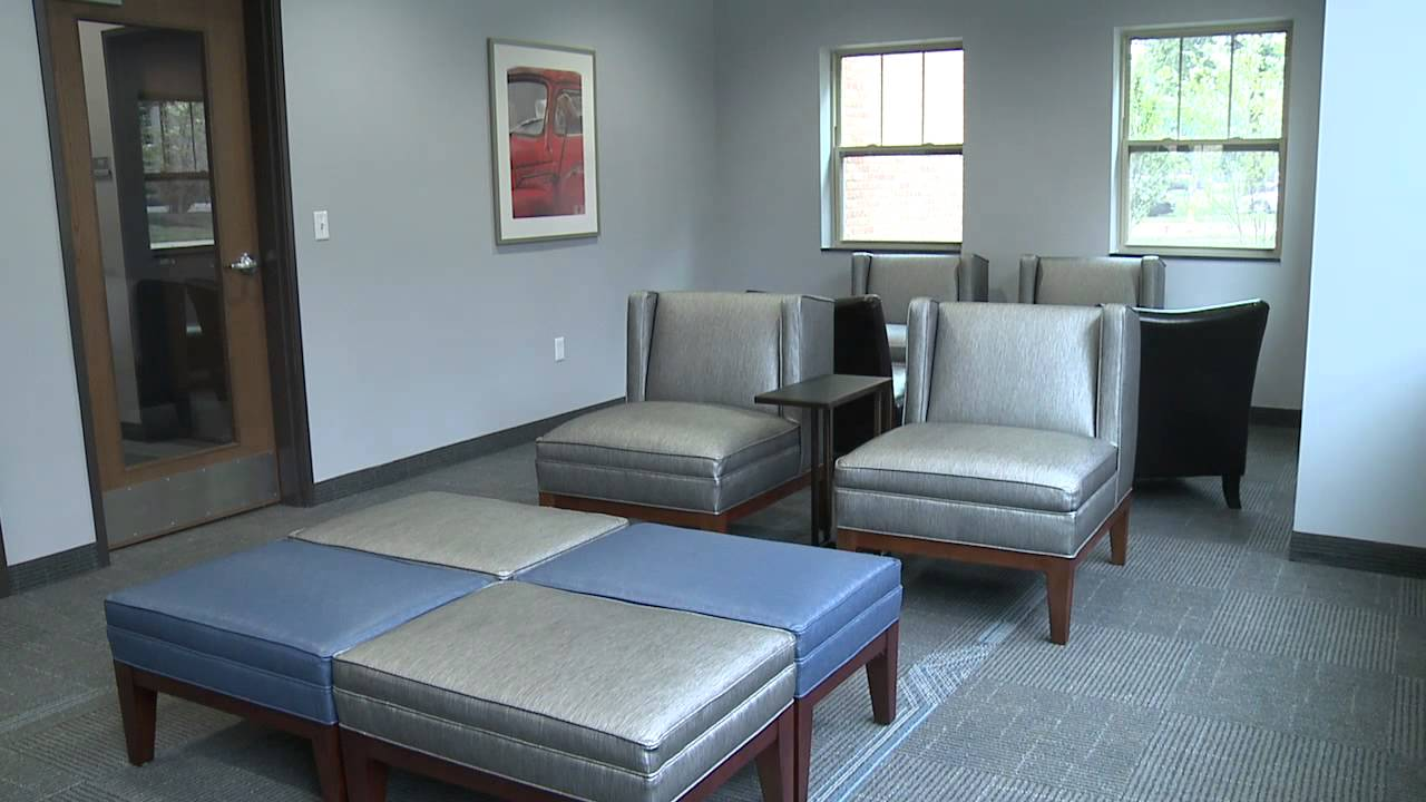 Kentucky Wildcats TV: Ribbon Cutting And Tour Of Brand New Residence Halls    YouTube Part 28