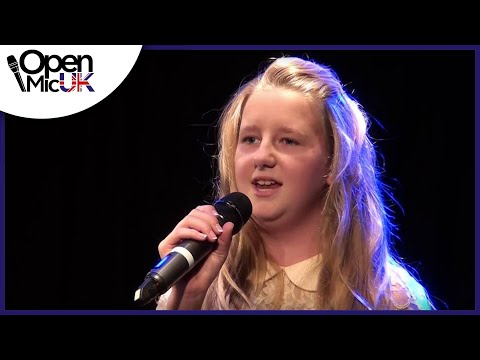 MAROON 5 - SHE WILL BE LOVED performed by AVA JONES at Open Mic UK Music Competition