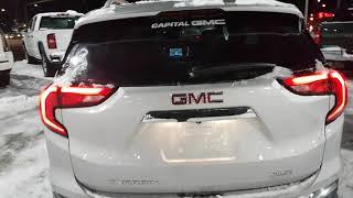 2018 Terrain Diesel @ Capital GMC Regina