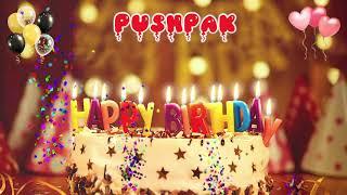 PUSHPAK Birthday Song – Happy Birthday to You