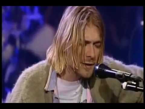 Nirvana - Come as You Are (MTV Unplugged in New York) Live