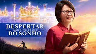 """Filme gospel completo """"Despertar do sonho"""" Como ser arrebatados para o reino dos céus"""
