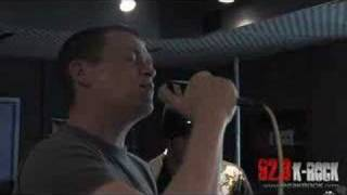 3 Doors Down - Landing In London (Acoustic on K-Rock)