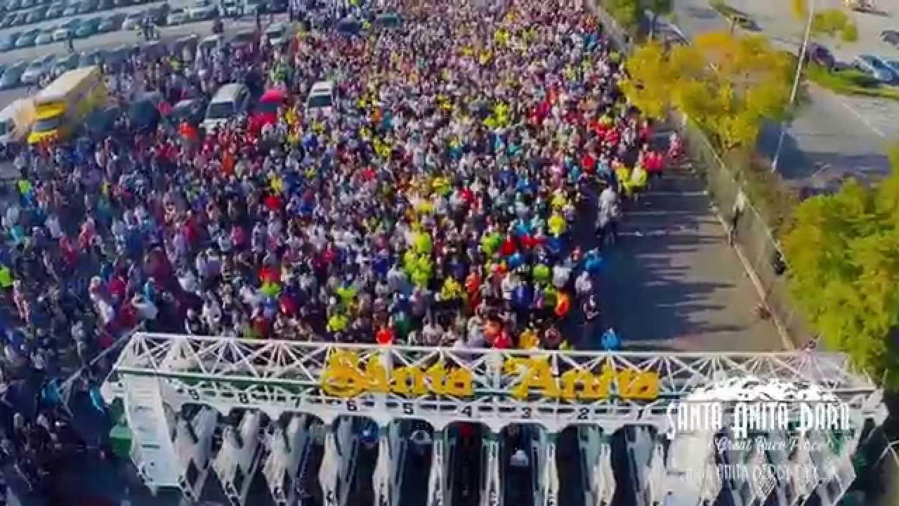Santa Anita Derby Day 5k 2015 Youtube