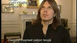 Europe interview by Tomi Lindblom (2004) / Finland